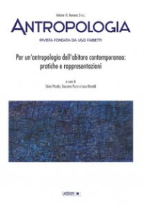 Copertina di 'Antropologia (2017)'