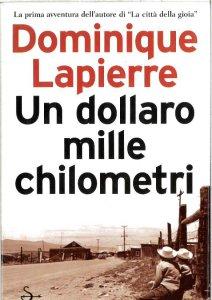 Copertina di 'Un dollaro, mille chilometri'
