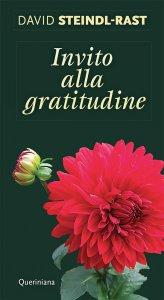 Copertina di 'Invito alla gratitudine'