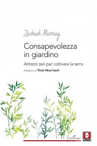 Copertina di 'La consapevolezza in giardino'