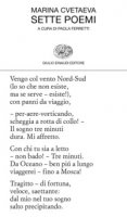 Sette poemi - Cvetaeva Marina