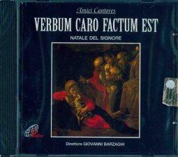 Copertina di 'Verbum caro factum est'