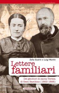 Copertina di 'Lettere familiari'