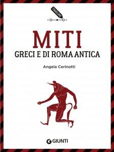 Copertina di 'Miti greci e di Roma antica'