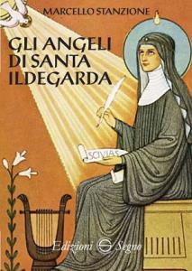 Copertina di 'Gli angeli di Santa Ildegarda'