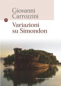 Copertina di 'Variazioni su Simondon'
