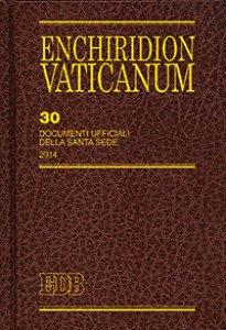 Copertina di 'Enchiridion Vaticanum. 30'