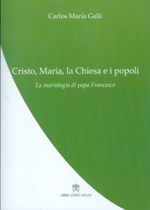 Copertina di 'Cristo, Maria, la Chiesa e i popoli'