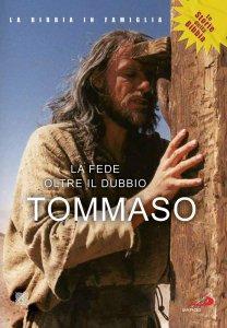 Copertina di 'Tommaso. La fede oltre il dubbio'