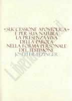 Immagine di 'Opera omnia di Joseph Ratzinger Vol.12'
