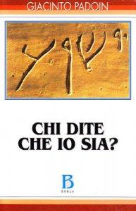Copertina di 'Chi dite che io sia? Tracce di cristologia e di mariologia'