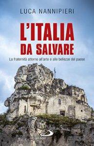Copertina di 'L'Italia da salvare'