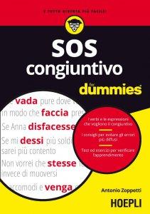 Copertina di 'SOS Congiuntivo for dummies'