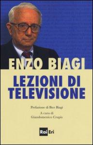 Copertina di 'Lezioni di televisione'