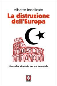 Copertina di 'La distruzione dell'Europa'