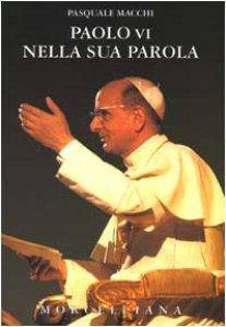 Copertina di 'Paolo VI nella sua parola'