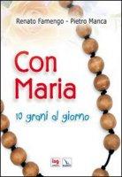 Con Maria - Manca Pietro