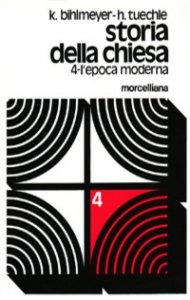 Copertina di 'Storia della Chiesa [vol_4] / L'Epoca moderna'