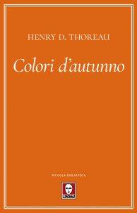 Copertina di 'Colori d'autunno'