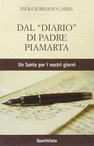 """Copertina di 'Dal """"diario"""" di Padre Piamarta'"""
