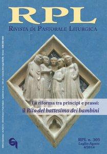 Rivista di Pastorale Liturgica - n. 305