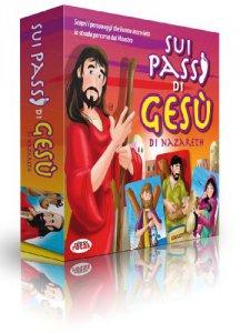 Copertina di 'Sui passi di Gesù di Nazareth'