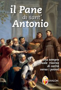 Copertina di 'Il pane di sant'Antonio'