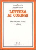 Lettera ai Corinzi - Clemente Romano