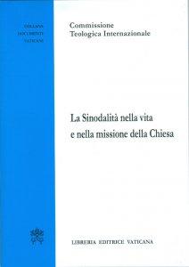 Copertina di 'La sinodalità nella vita e nella missione della Chiesa'