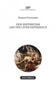 Copertina di 'New historicism and the lived experience'