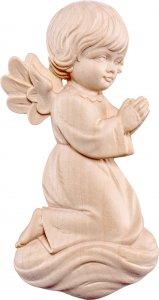 Copertina di 'Angelo Pitti in preghiera - Demetz - Deur - Statua in legno dipinta a mano. Altezza pari a 10 cm.'