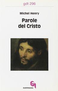 Copertina di 'Parole del Cristo (gdt 296)'
