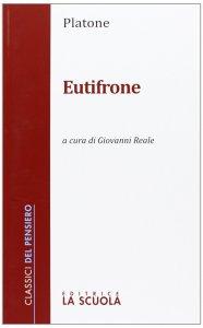 Copertina di 'Eutifrone.'