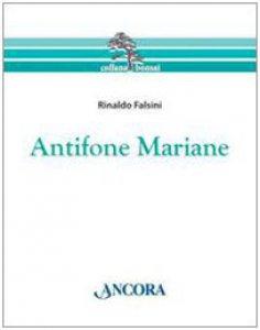 Copertina di 'Antifone mariane'