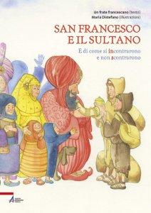 Copertina di 'San Francesco e il sultano'