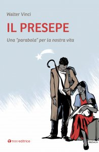 """Copertina di 'Il presepe. Una """"parabola"""" per la nostra vita'"""