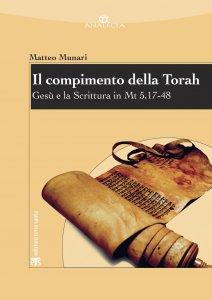 Copertina di 'Il compimento della Torah'
