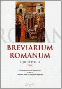 Copertina di 'Breviarium Romanum'