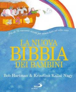 Copertina di 'La nuova bibbia dei bambini'