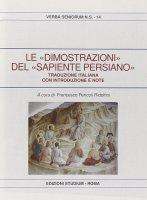 Le dimostrazioni del sapiente persiano - Pericoli Ridolfini Francesco S.