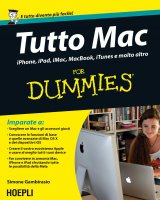 Tutto Mac For Dummies - Simone Gambirasio