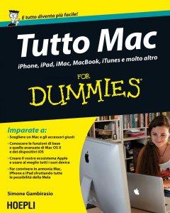 Copertina di 'Tutto Mac For Dummies'