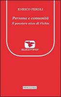 Persona e comunità - Enrico Peroli