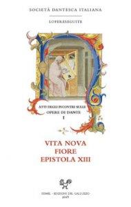 Copertina di 'Atti degli incontri sulle opere di Dante'