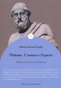Copertina di 'Platone. L'uomo e l'opera'