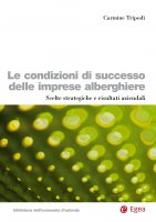 Le condizioni di successo delle imprese alberghiere - Carmine Tripodi