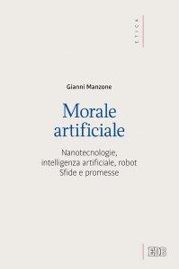 Copertina di 'Morale artificiale'