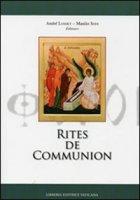 Rites de Communion - Sodi Manlio