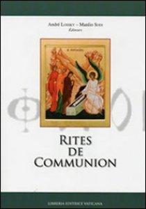 Copertina di 'Rites de Communion'