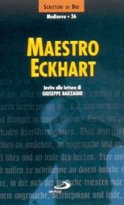 Copertina di 'Maestro Eckhart'